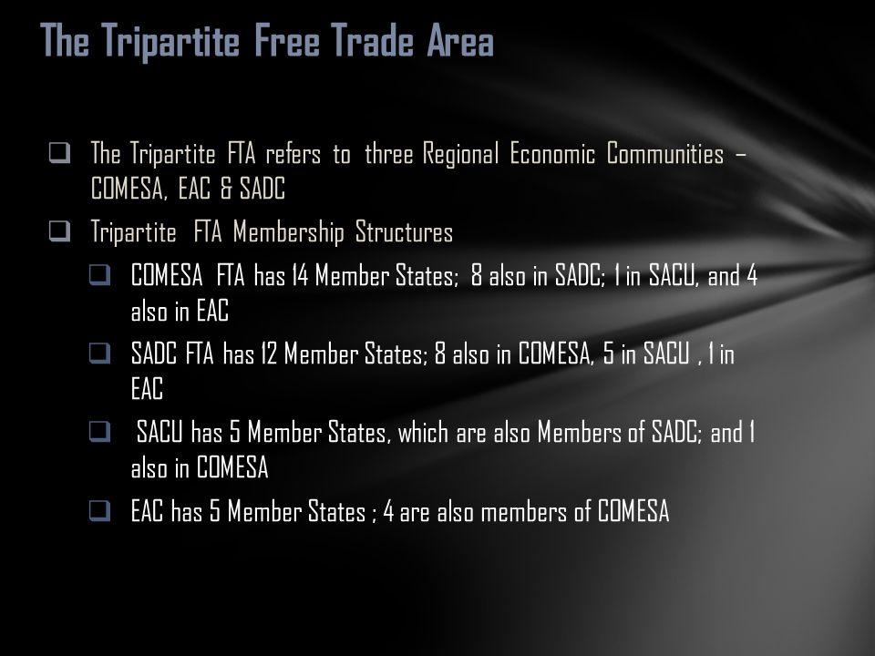 The Tripartite Free Trade Area