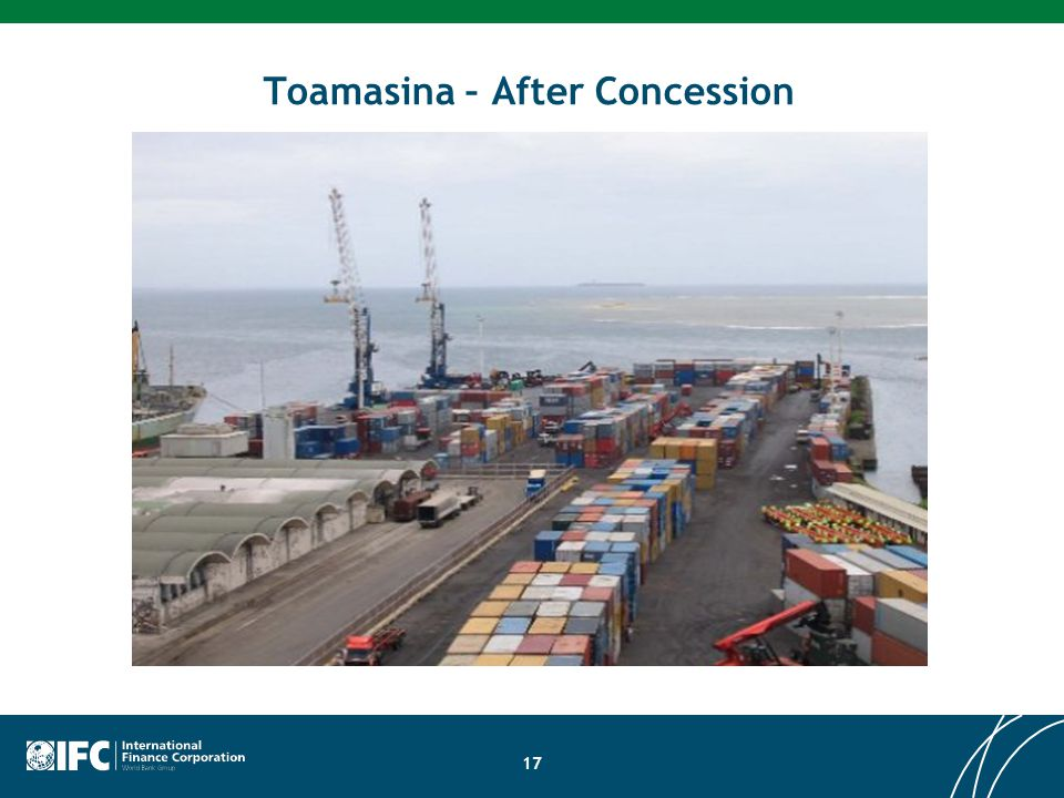 Toamasina – After Concession
