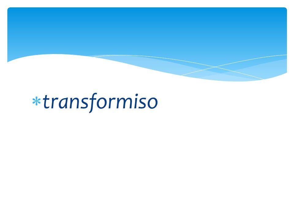 transformiso