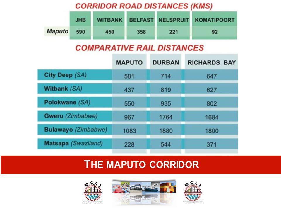 THE MAPUTO CORRIDOR