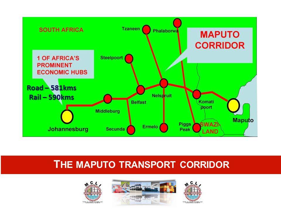 THE MAPUTO TRANSPORT CORRIDOR