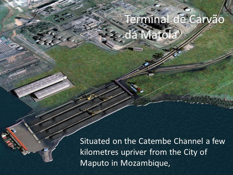 Terminal de Carvão da Matola