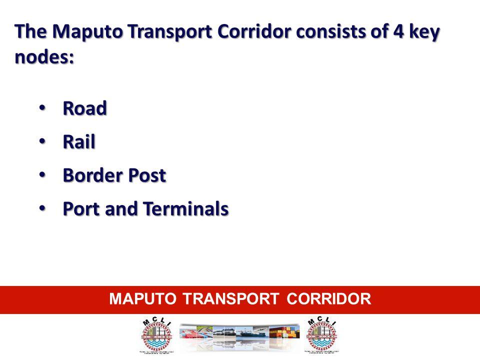 MAPUTO TRANSPORT CORRIDOR