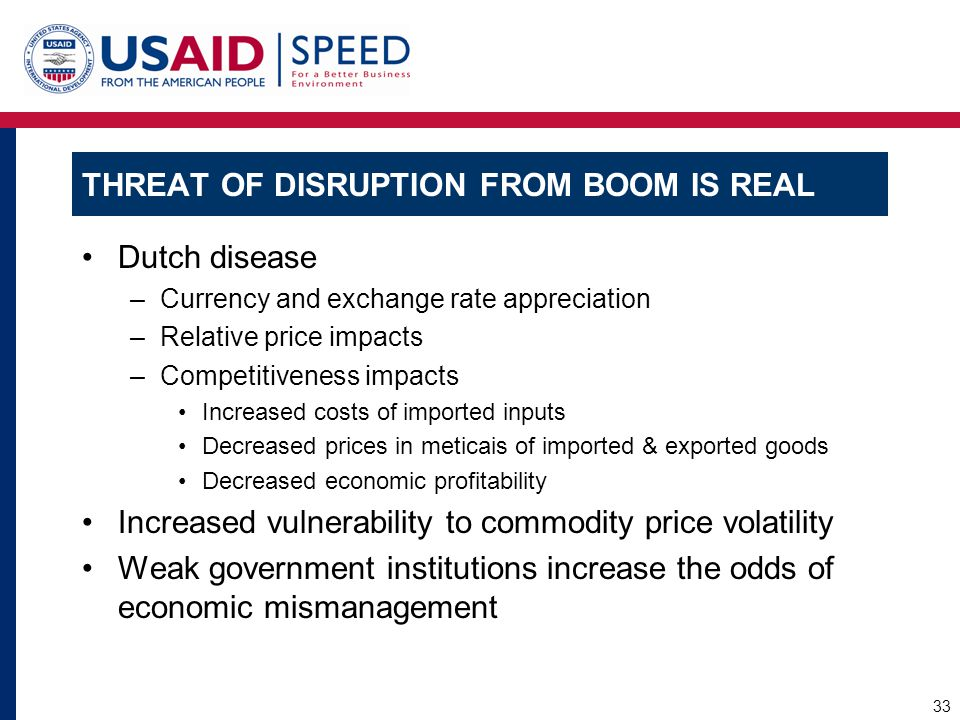 Threat of Disruption from Boom is real