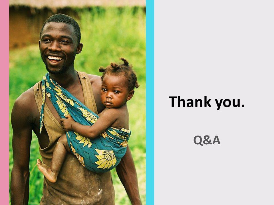 Thank you. Q&A
