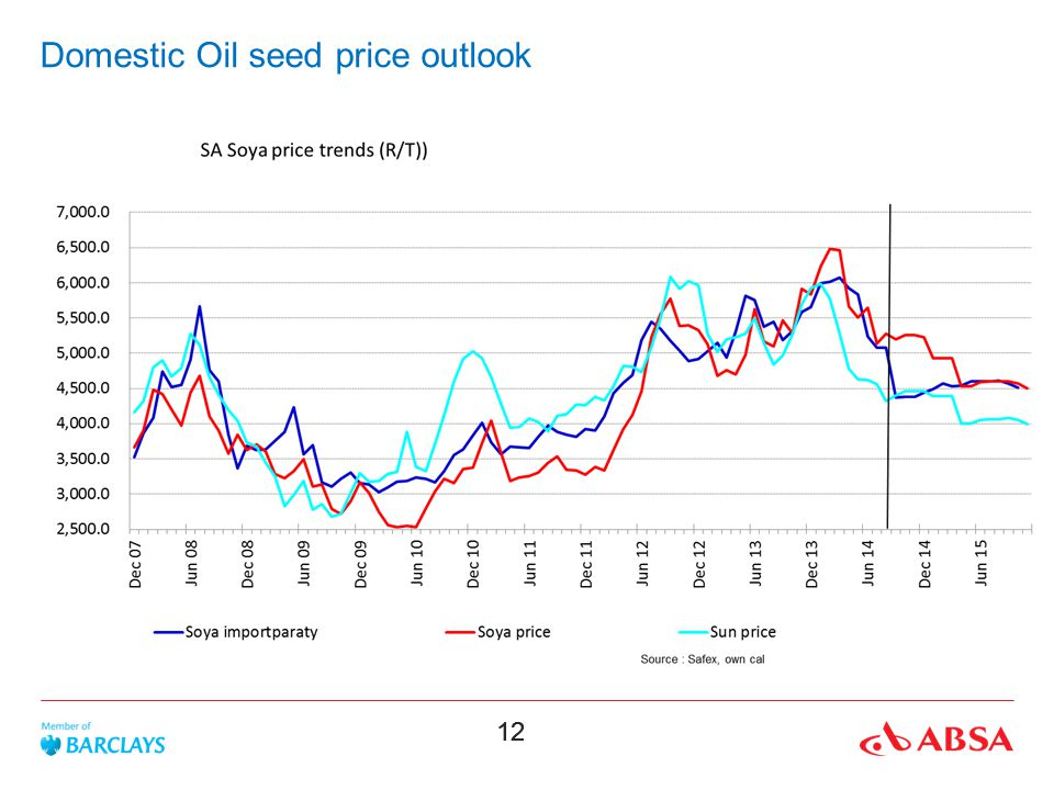 Domestic Oil seed price outlook