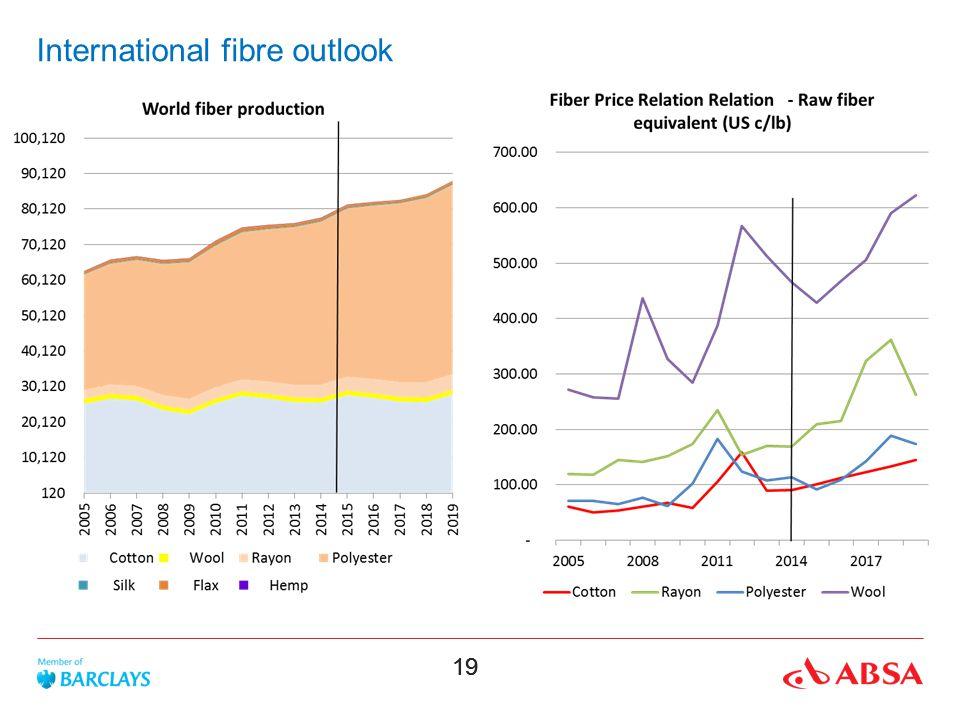 International fibre outlook