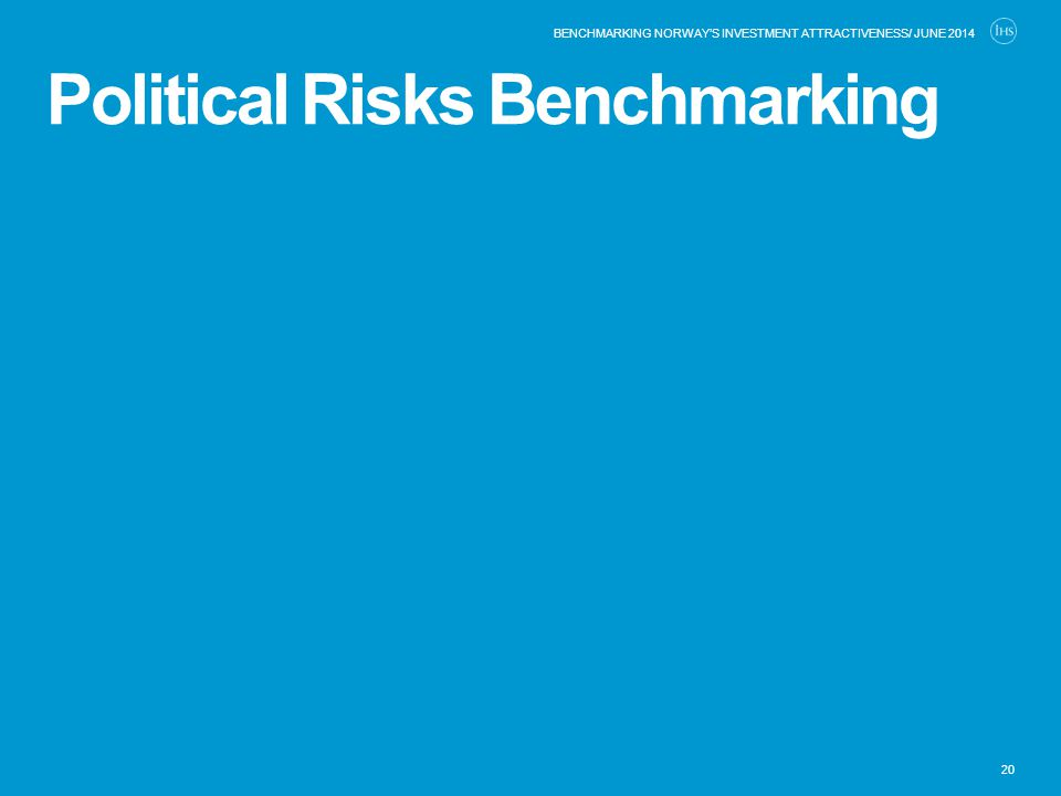 Political Risks Benchmarking