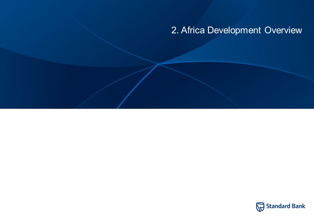 Africa Development: Current Status & Outlook