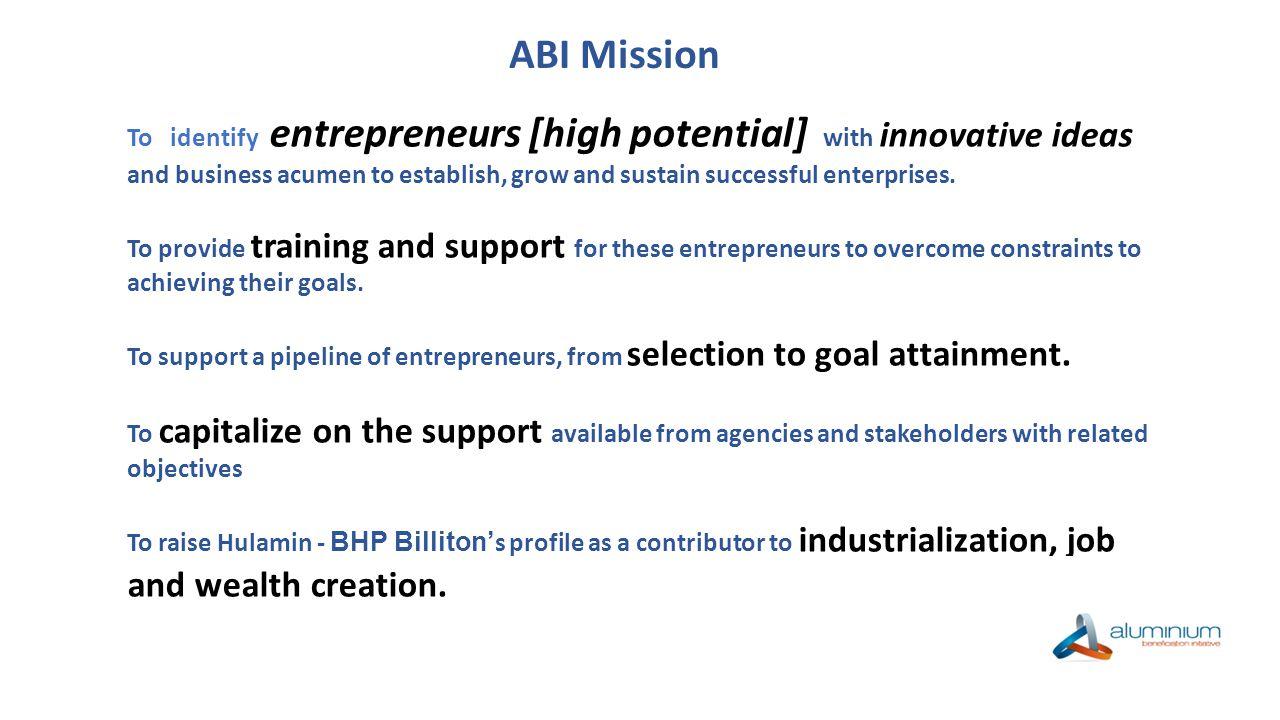 ABI Mission