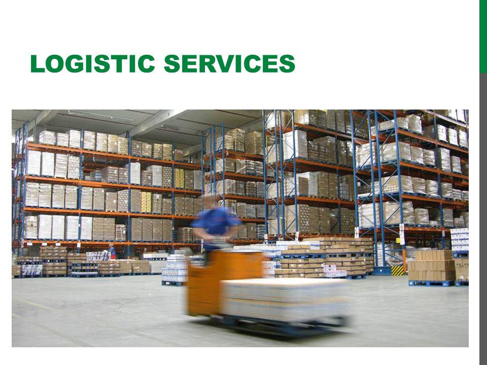 Logistic Services Wim Bosman Logistic Services…