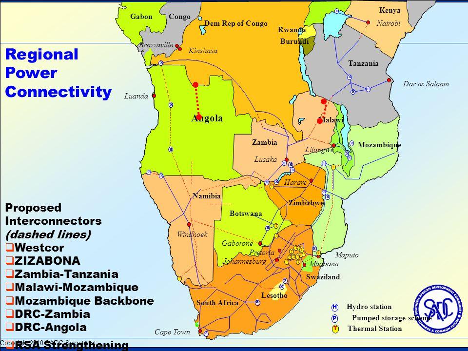 Regional Power Connectivity
