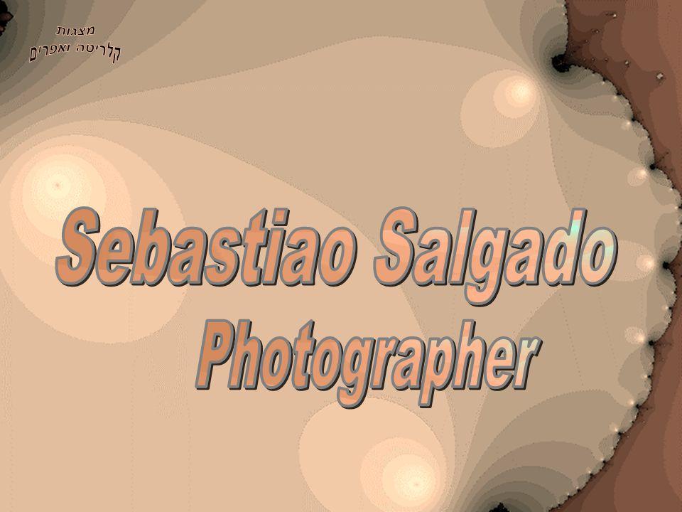 Sebastiao Salgado Photographer