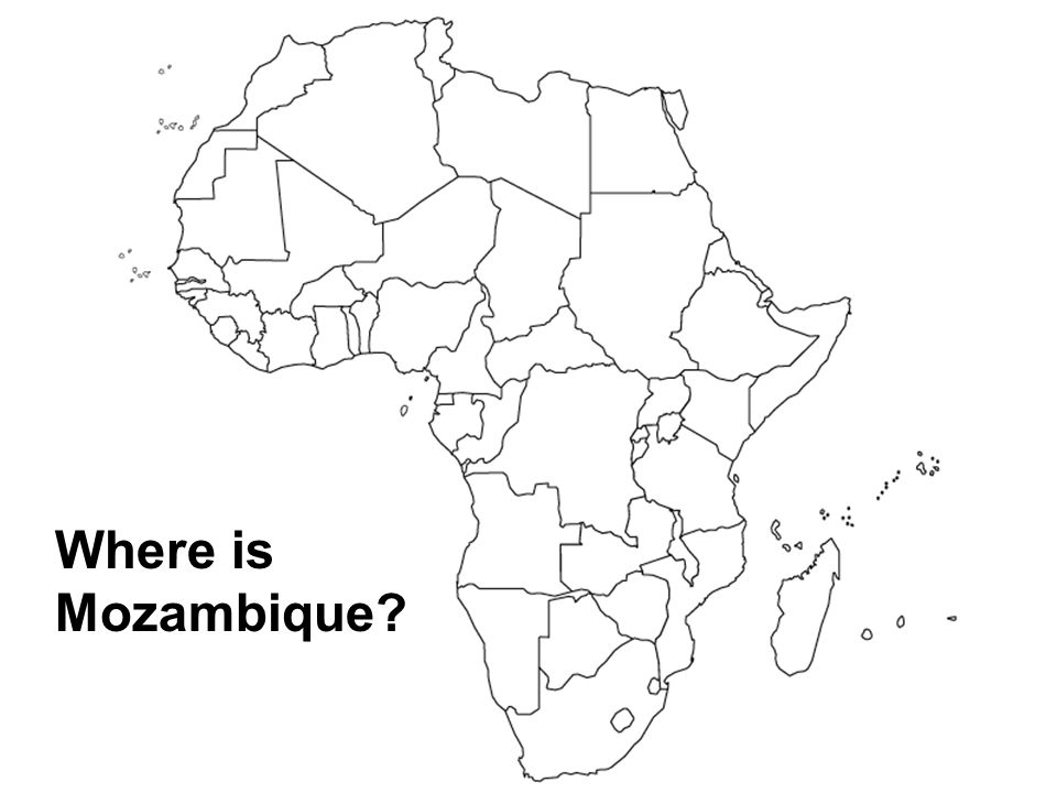 Where is Mozambique