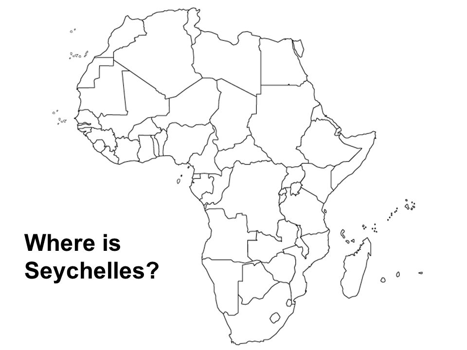 Where is Seychelles
