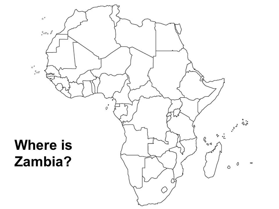 Where is Zambia