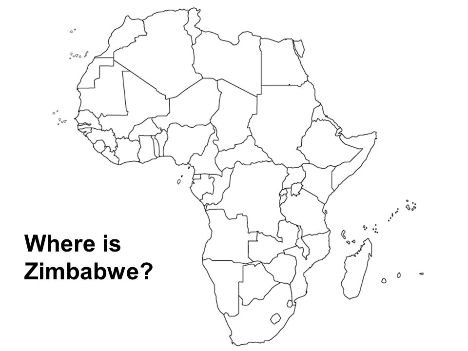 Where is Zimbabwe