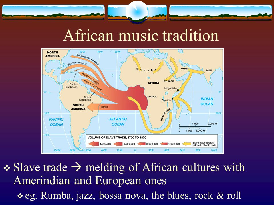 African music tradition