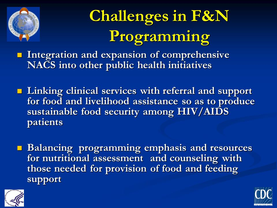 Challenges in F&N Programming