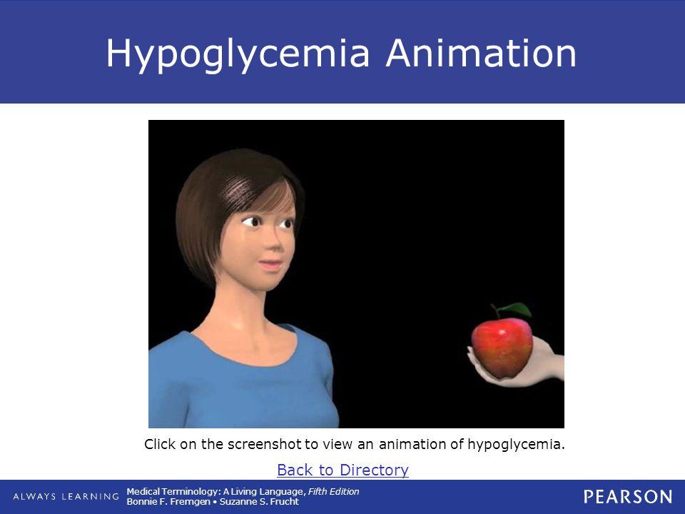 Hypoglycemia Animation