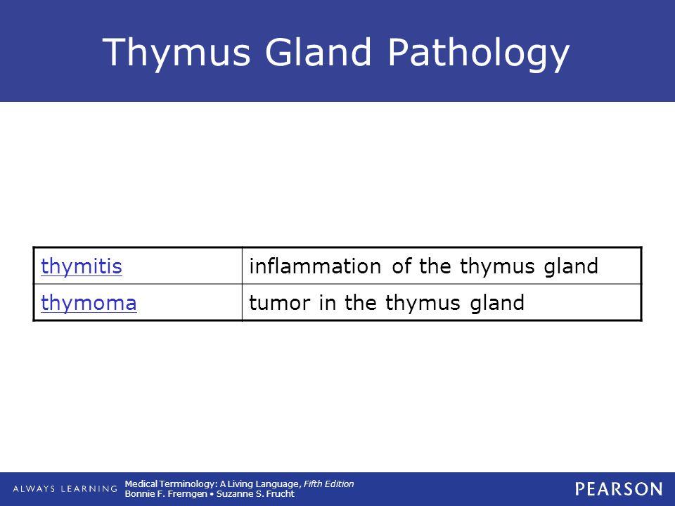 Thymus Gland Pathology
