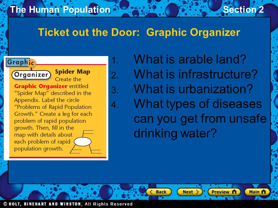 Ticket out the Door: Graphic Organizer