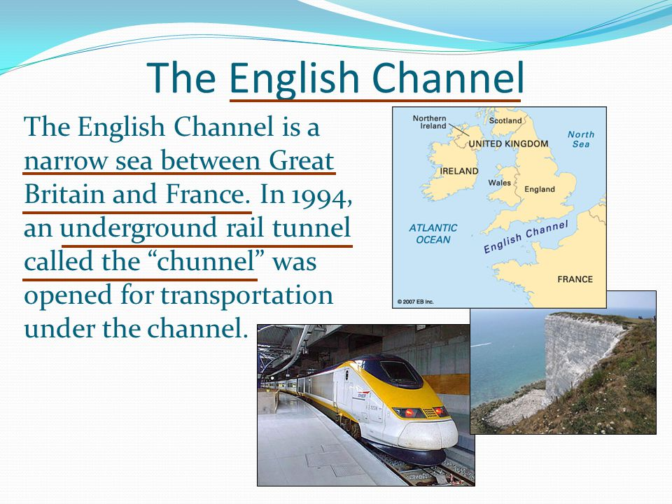 The English Channel