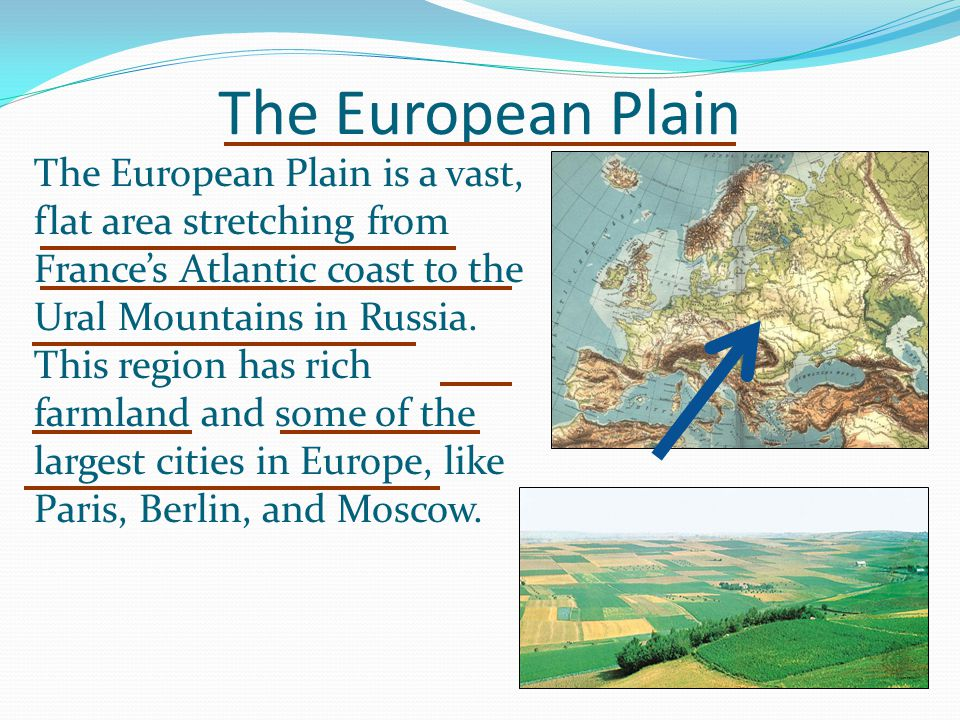 The European Plain