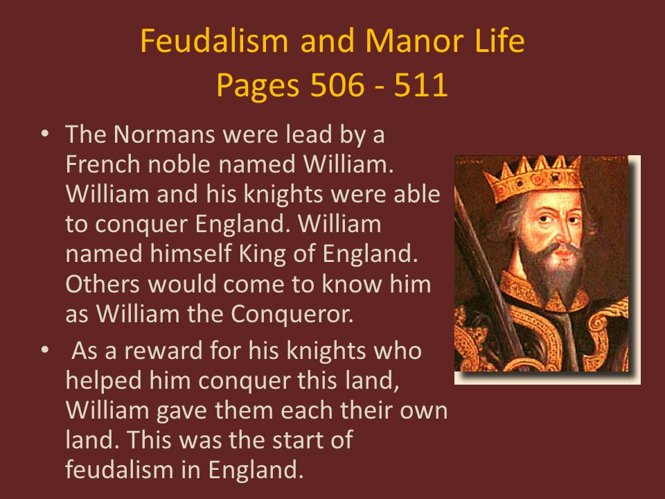 feudalism in england essay Feudalism as practiced in the kingdom of england was a state of human society which was formally structured and stratified on the basis of land tenure and the varieties thereof.