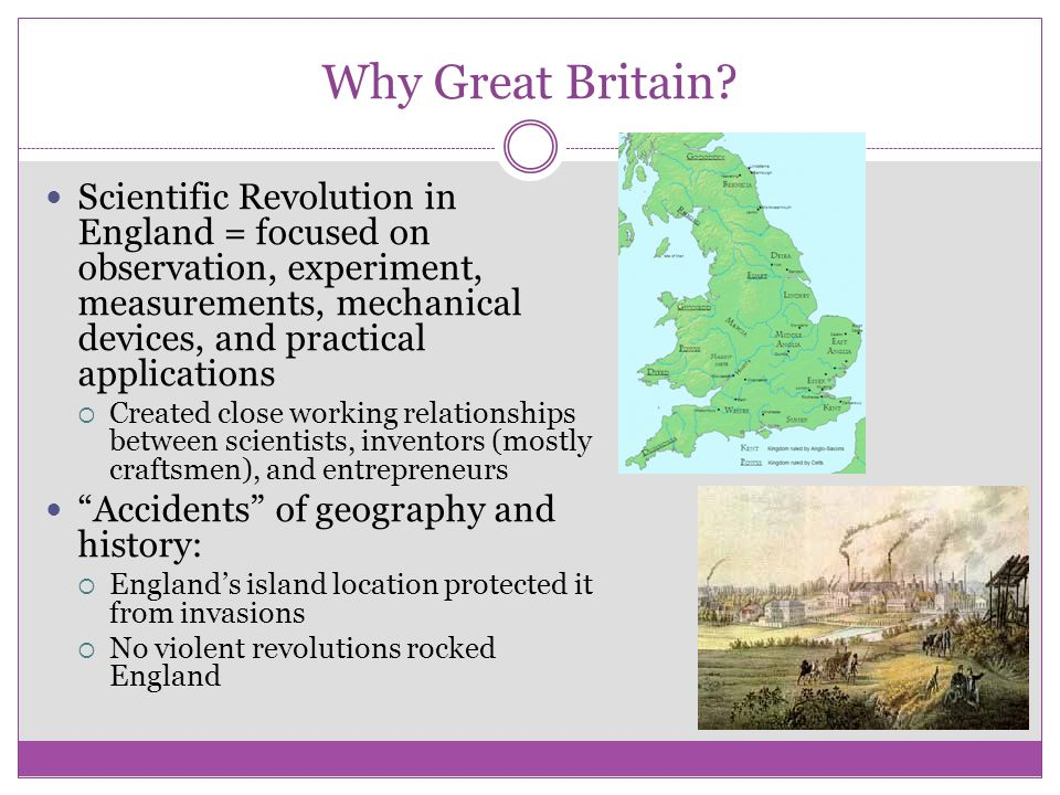 Why Great Britain