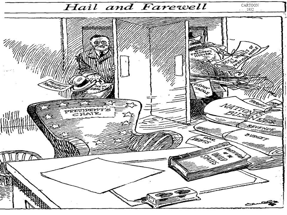 CARTOON 1932