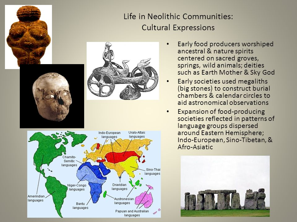 Life in Neolithic Communities: Cultural Expressions