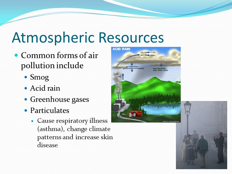 Atmospheric Resources