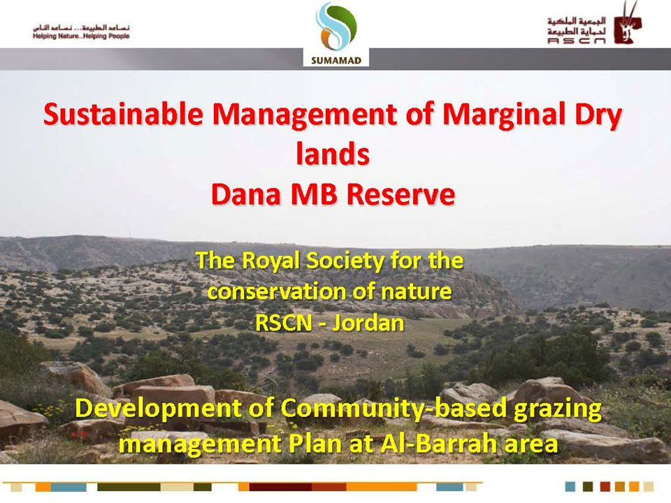 This project addressed regulating and managing grazing in the DBR through the preparation of an integrated rangeland and livestock management plan based on traditional knowledge.