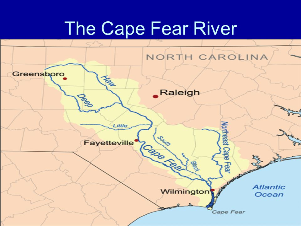 The Cape Fear River