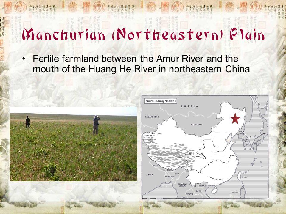 Manchurian (Northeastern) Plain