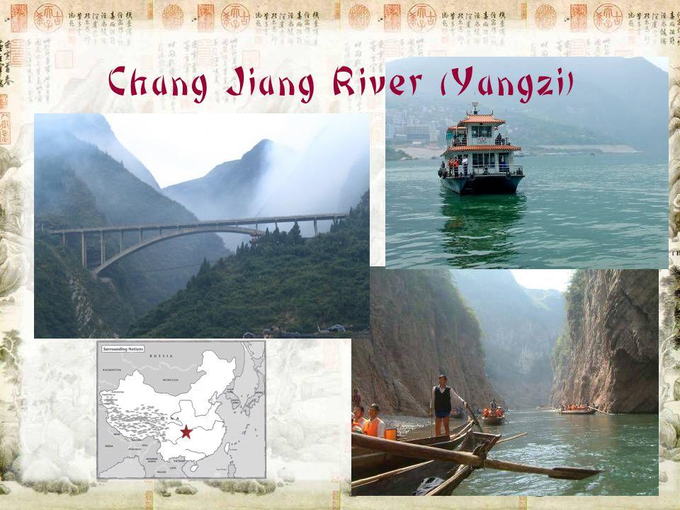 Chang Jiang River (Yangzi)