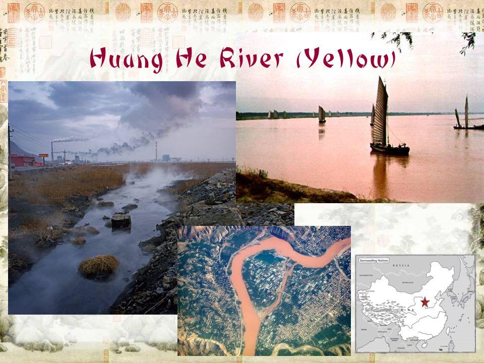 Huang He River (Yellow)
