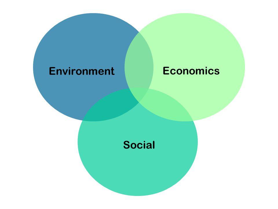Environment Social Economics
