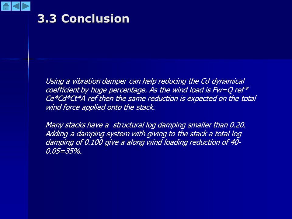 3.3 Conclusion