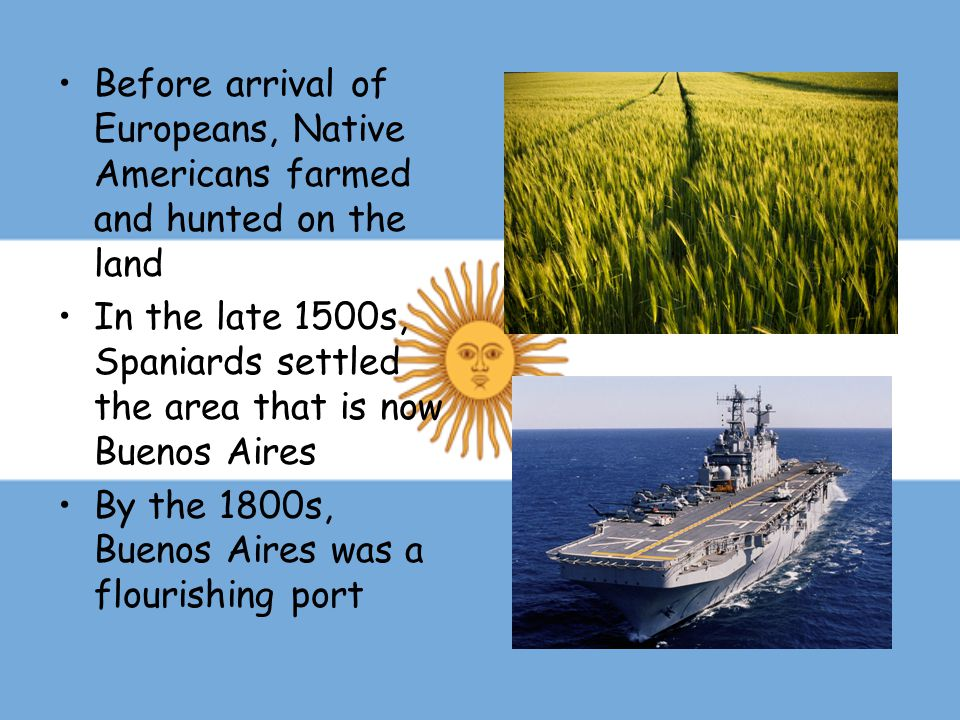 Before arrival of Europeans, Native Americans farmed and hunted on the land