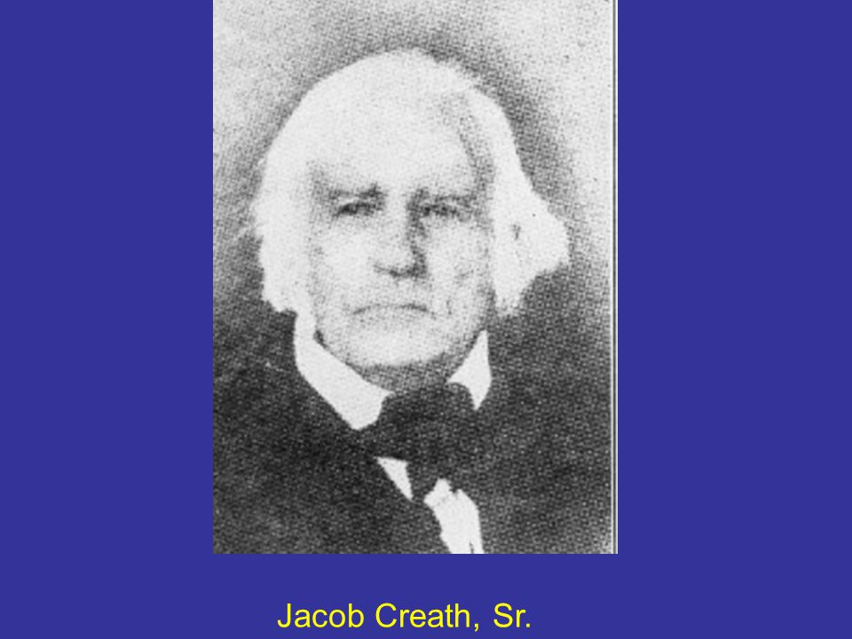 Jacob Creath, Sr.
