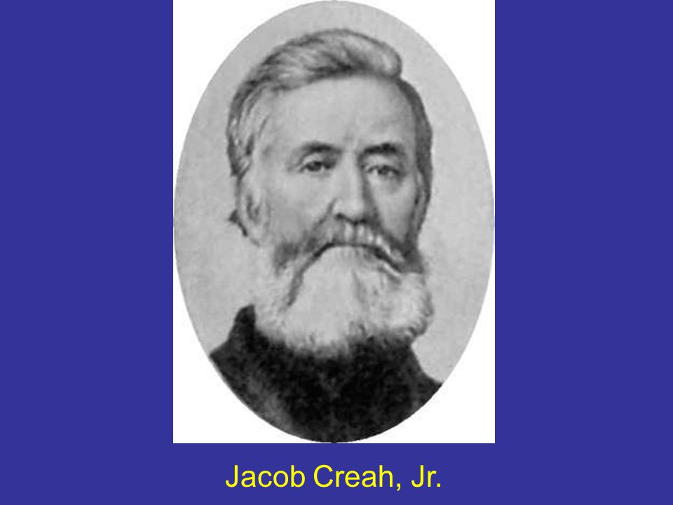 Jacob Creah, Jr.