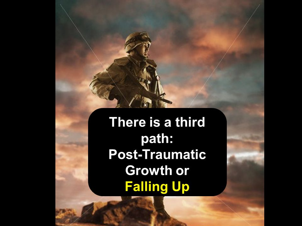 Post-Traumatic Growth or