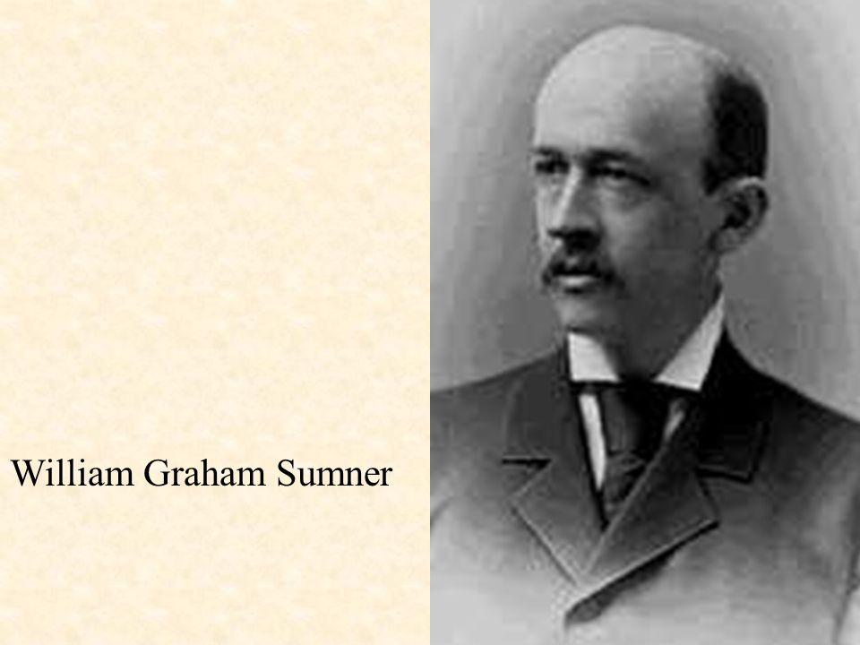 William Graham Sumner