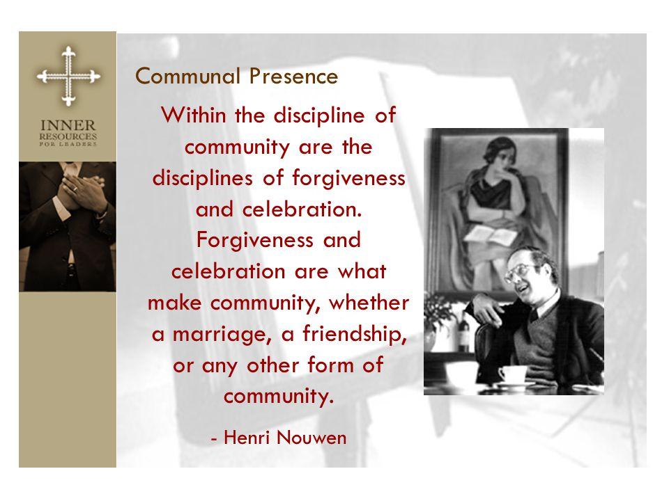 Communal Presence