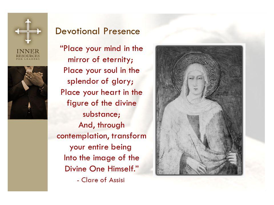 Devotional Presence