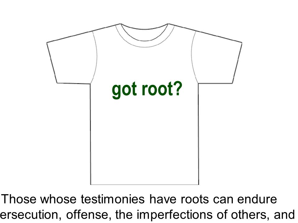 got root