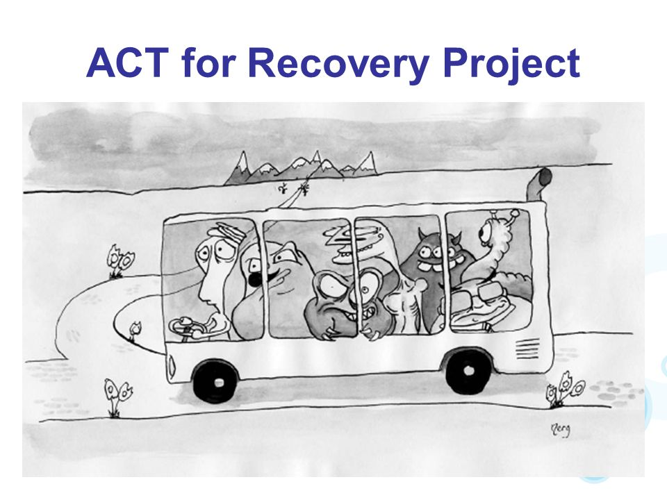 ACT for Recovery Project