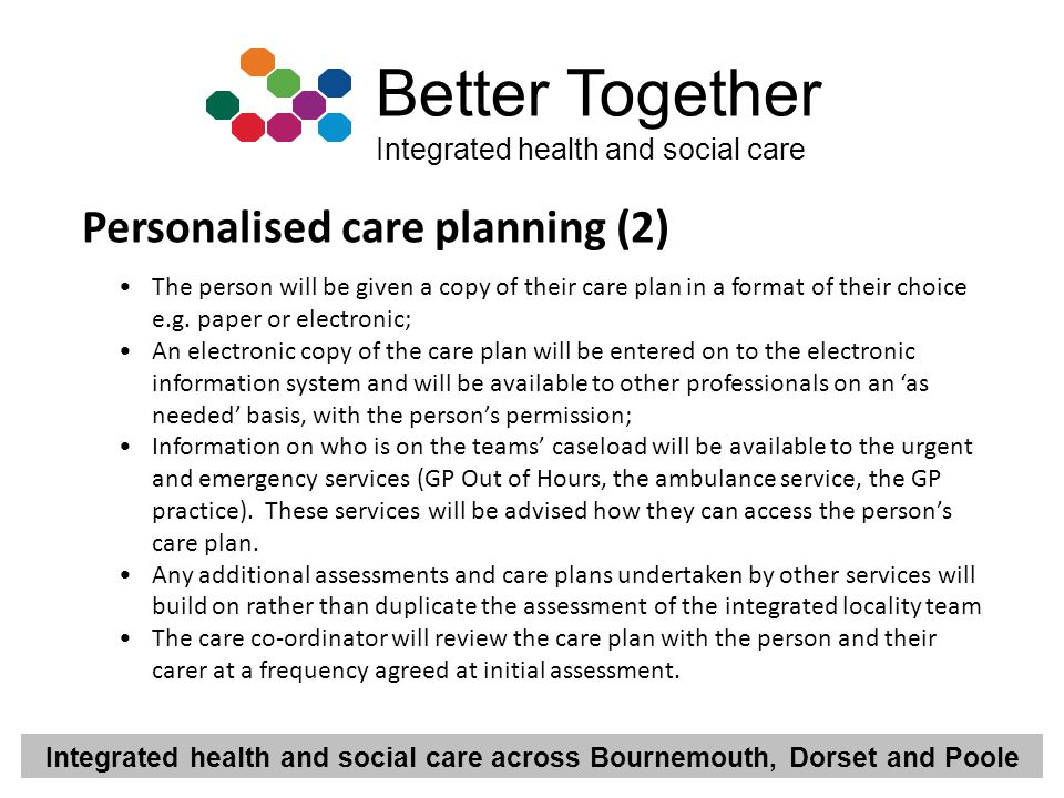 Personalised care planning (2)